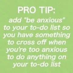 to-do lijst