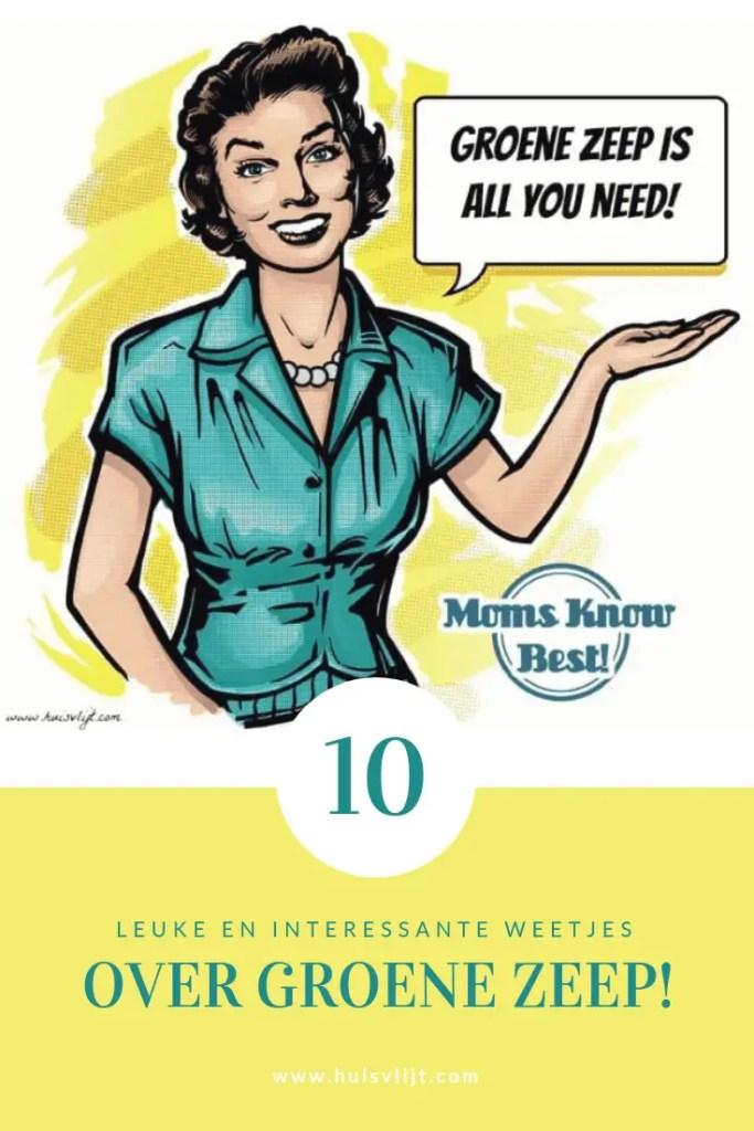 10 weetjes over groene zeep