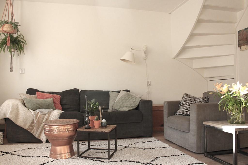 Deel 3 makeover woonkamer welke kleur wit op de muur