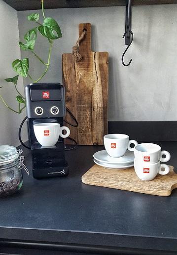 Illy koffiekopjes