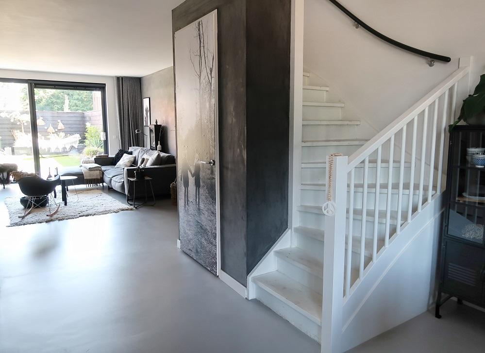 Trap In Woonkamer : De trap er zijn vele mogelijkheden om je trap te pimpen lees je