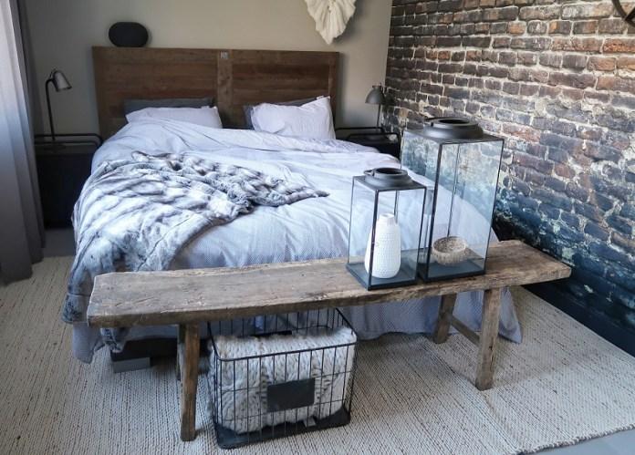 metamorfose slaapkamer huizedop riviera maison