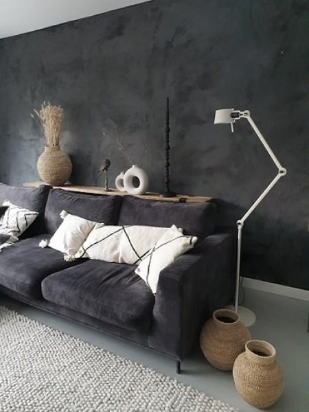 betonlook donkergrijs