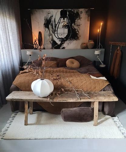 huizedop slaapkamer wooninspiratie bedroom