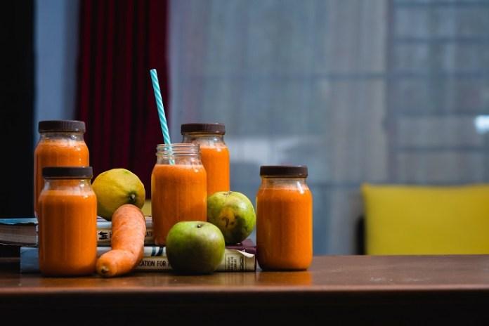 slowjuice recepten wortelsap