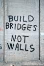bridges-not-walls