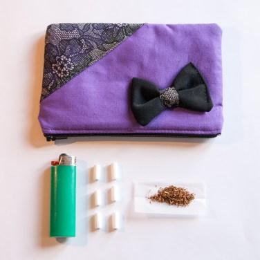 Pochette à tabac
