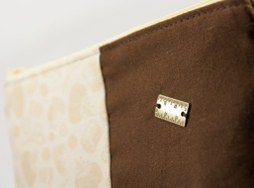 Pochette couture rétro - Golden Days