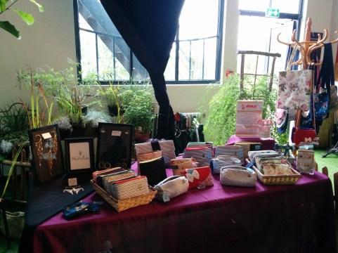 Le petit marché de créateurs de la Grande Prairie (à la Bellevilloise)