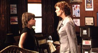 THE CLIENT, Brad Renfro, Susan Sarandon, 1994, (c) Warner Brothers