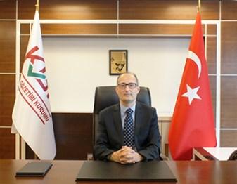 Kamu Gözetimi Kurumu Başkanı-Murat Yünlü