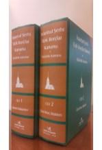 İstanbul Şerhi - Türk Borçlar Kanunu ( 2 Cilt Takım )