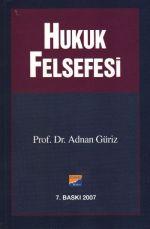 Hukuk Felsefesi - Adnan Güriz