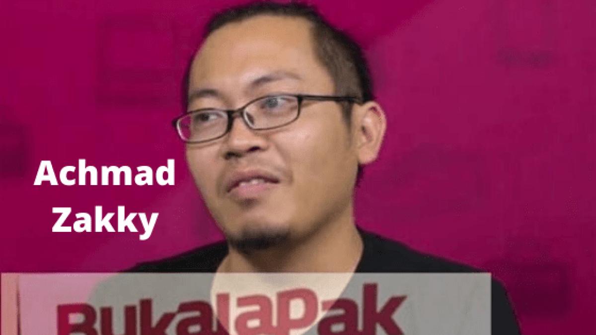 Achmad Zakky Bukalapak