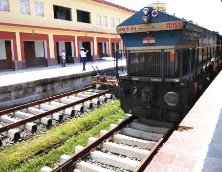 जनकपुर-जयनगर ब्रोडगेज रेलमार्गको परीक्षण गरियो