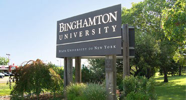 Binghamton University - Land Surveying