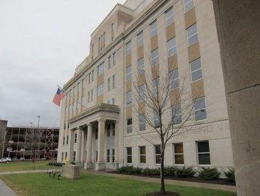 George Harvey Justice Building
