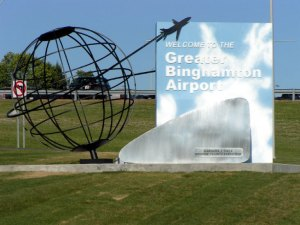 Greater Binghamton Regional Airport - Greater Binghamton Regional Airport