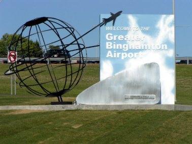 Greater Binghamton Regional Airport - Code Review