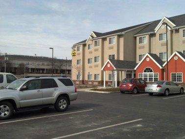 Microtel Inn Suites - Civil Engineering