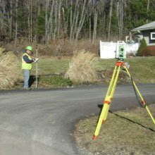 Acquired Records of local Land Surveying Firm
