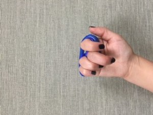 Relative Motion Flexion Splint