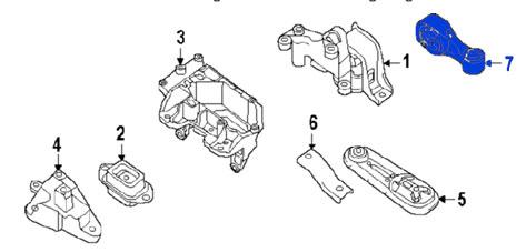 Soporte de Motor Derecho Superior Nissan Sentra Juke 2013
