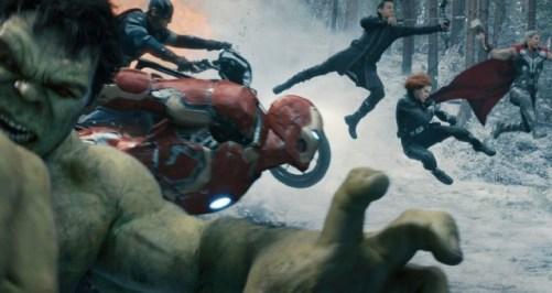 Resultado de imagem para avengers age of ultron mission scene