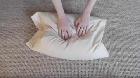 king size buckwheat pillow