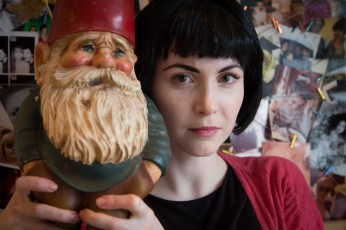Film: Amélie Hullywood Icon number 11 Location: The Vintage Cafe on Chanterlands Avenue.
