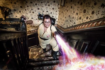 Hullywood Icon number 85 Film: Ghostbusters – Answer the Call Location: Ye Olde White Harte, Hull.