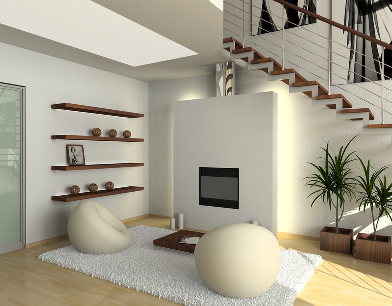Croquis Interieur Maison Moderne