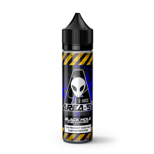 Area 51 Black Hole 50ml Liquid