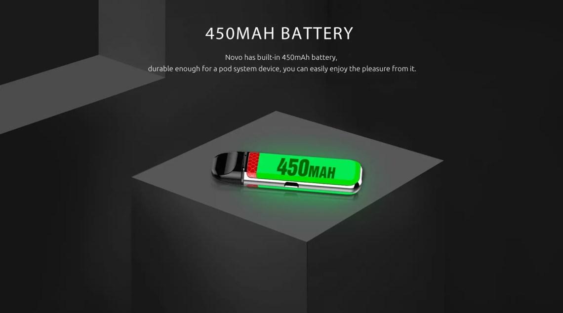 Smok Novo Pod - Battery 450mah