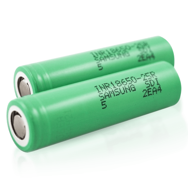 Samsung Batteries 18650