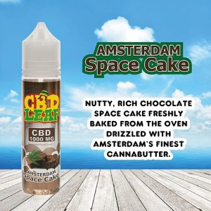 Amsterdam Space Cake by CBD LEAF 50ml