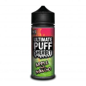 Apple & Mango Sherbet Ultimate Puff