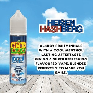 Heisen Hashberg by CBD LEAF 50ml