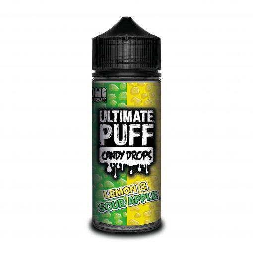 Lemon & Sour Apple Ultimate Puff