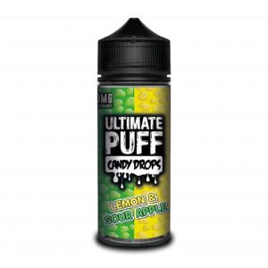 Lemon & Sour Apple Ultimate Puff