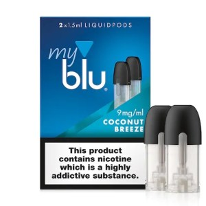 myblu™ Liquidpod Coconut Breeze
