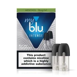 myblu™ Intense Liquidpod Menthol Flavour