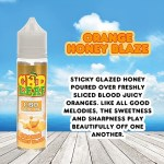 Orange Honey Blaze by CBD LEAF 50ml