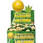 Cannabis Lollipops - Bubble x Lemon Haze
