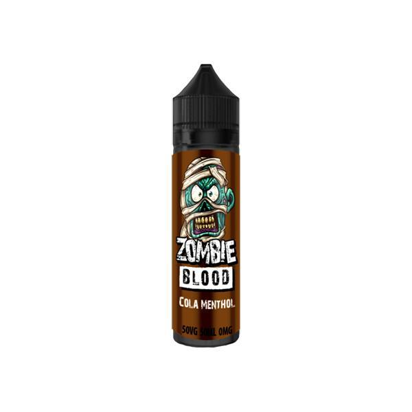 Cola Menthol by Zombie Blood 50ml