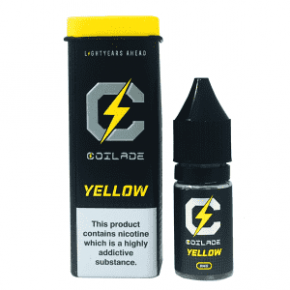 Yellow Coilade 10ml