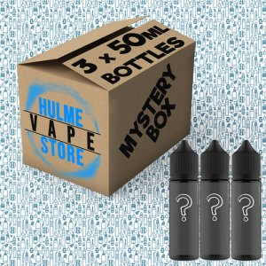 Mystery Box | 50ml Shortfills