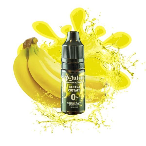 Banana Custard by V-Juice