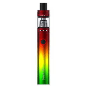 Rasta Red - Smok Stick V8 Baby