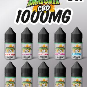 1000mg by Amazonia CBD 30ml